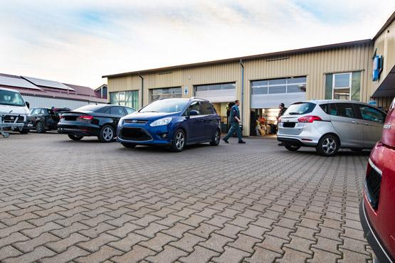 EU Neuwagen in Böhmenkirch - Autohaus Fuchs