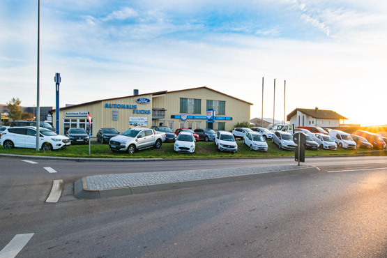 Ford Ranger Umbau in Böhmenkirch