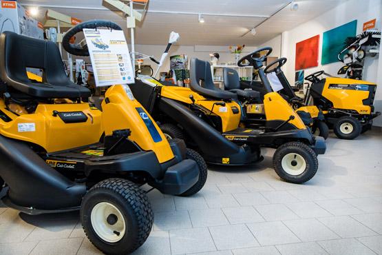 STIHL Produkte und Landtechnik - Autohaus Fuchs