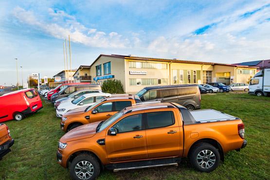Neufahrzeuge kaufen bei Autohaus Fuchs