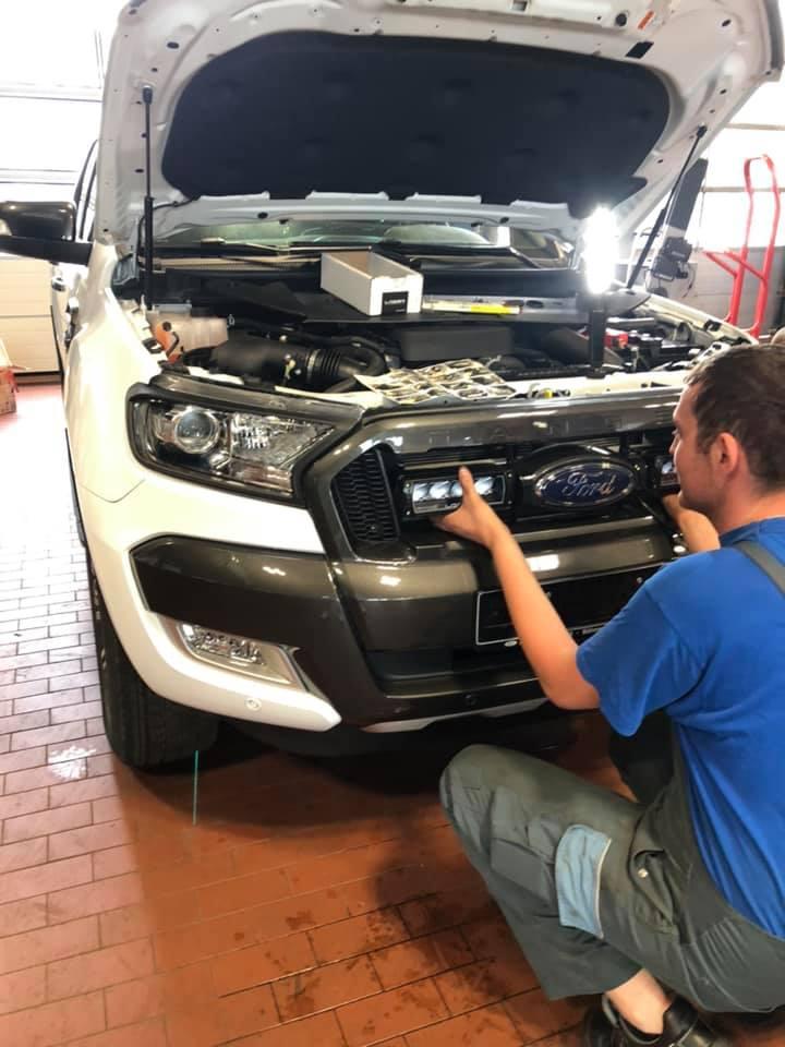 Ford Ranger Umbau - Thomas Fuchs, Böhmenkirch