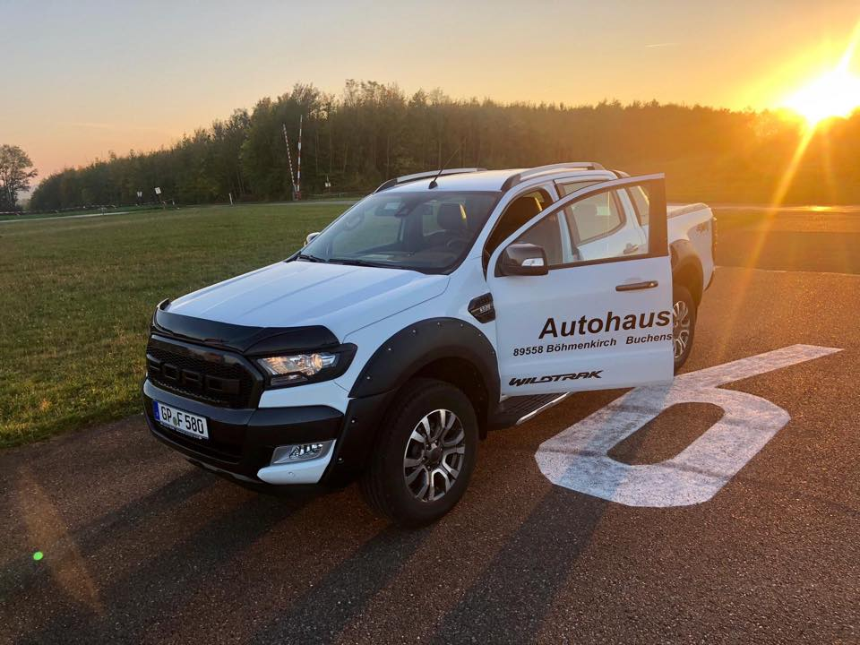 Ford Partner seit 1991 - Autohaus Fuchs