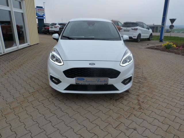 Ford Fiesta - Autohaus Fuchs - Böhmenkirch