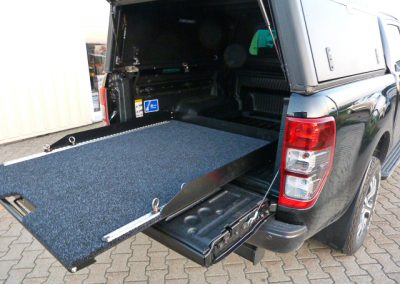Göppingen Ford Ranger Umbau - Fuchs Autohaus17-2