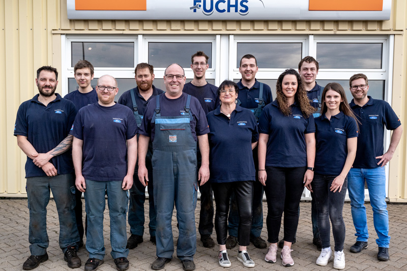Autohaus Fuchs - Mitarbeiter